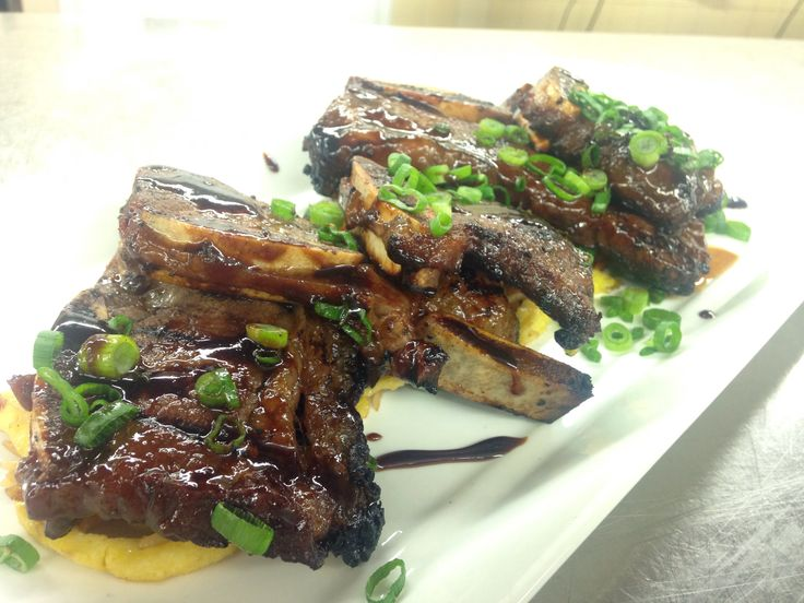 Lorean Kalbi Short #Ribs on Egg Fried Rice - Marinated for 72 hours