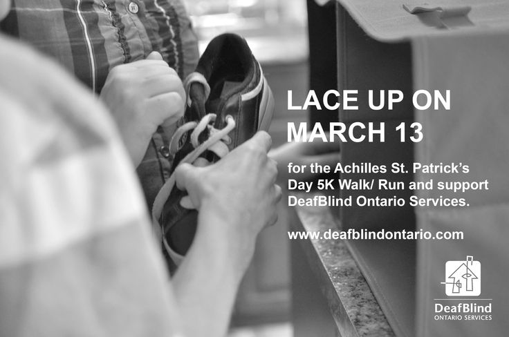 The Achilles Canada St. Patrick's Day 5K Walk/ Run is on March 13th!  Each year, our clients participate in the event. By pledging your support, you are assisting our clients to extend their reach further into the world.  Click here to make your donation online: https://www.canadahelps.org/…/…/StPatricksDayAchilles5K2016/
