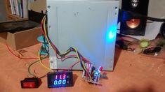 Fuente regulable 1-12V con ATX de PC