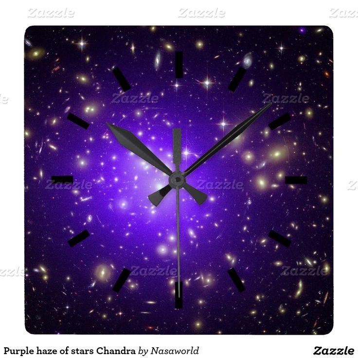 Purple haze of stars Chandra. One of my favs.