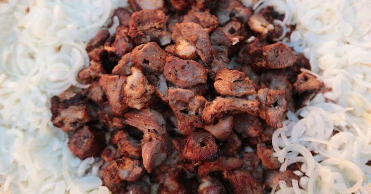 Kuşbaşı Dana Şiş | Nurselin Mutfağı Yemek Tarifleri