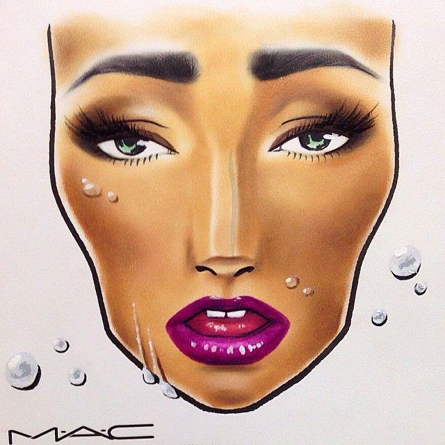 ついに待望のウォータープルーフのファンデーションが今日から発売になりました😭✨✨✨  プロロングウェア ウォータープルーフ ファンデーション❤︎  汗をかいてもファンデは浮かないし色ムラもできないので日常生活のお直しは汗のティッシュOFFだけ😂💕✨  ナチュラルな仕上がりで夏のお共には必需品のファンデーションです❤︎  早く夏になれー😎💕✨  #mac #prolongwear #foundation #summermakeup #makeup #lastsoooooolong #waterproof #macboy  #facechart #myartistcommunity #okachaiwaman #myartistcommunityjp #マック #ウォータープルーフ #ファンデーション #プロロングウェア  #フェイスチャート #崩れてなさ過ぎて鏡を2度見してしまう😭 #汗の色ムラさようなら👋