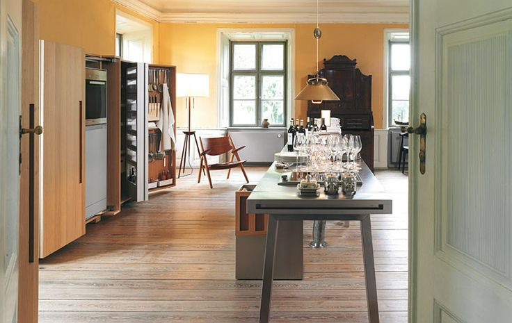 las 25 mejores ideas sobre bulthaupt k chen en pinterest bulthaup k chen cocina comedor. Black Bedroom Furniture Sets. Home Design Ideas