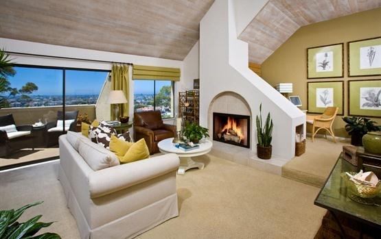 Promontory Point Villa Apartments Newport Beach Gruppo Ruffizzi Irvine Company California