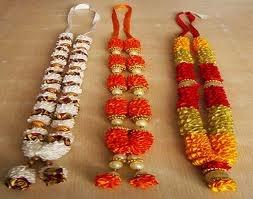 Indian Wedding Garlands