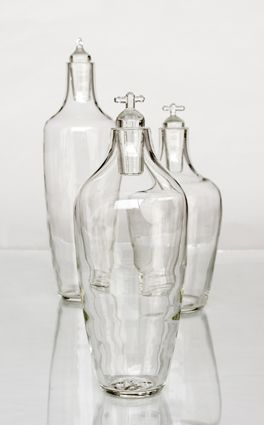 Bottles for tap water