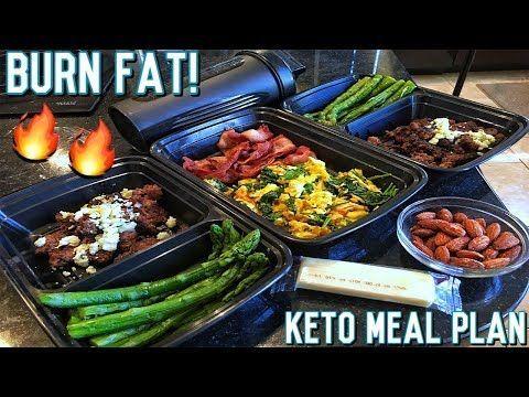 Full Day Keto Diet Meal Plan For Women   Female Weight Loss Diet - YouTube
