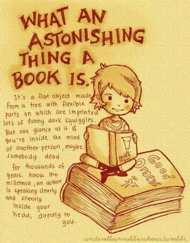Books are the best