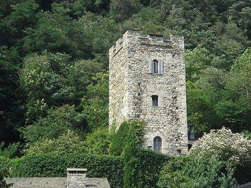 Sorico (castello di San Giorgio, torre romana o Nuova)