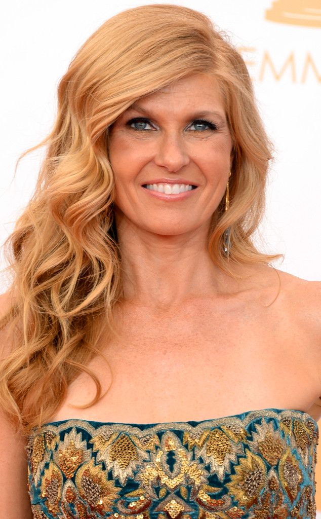 Connie Britton. Want her hair!