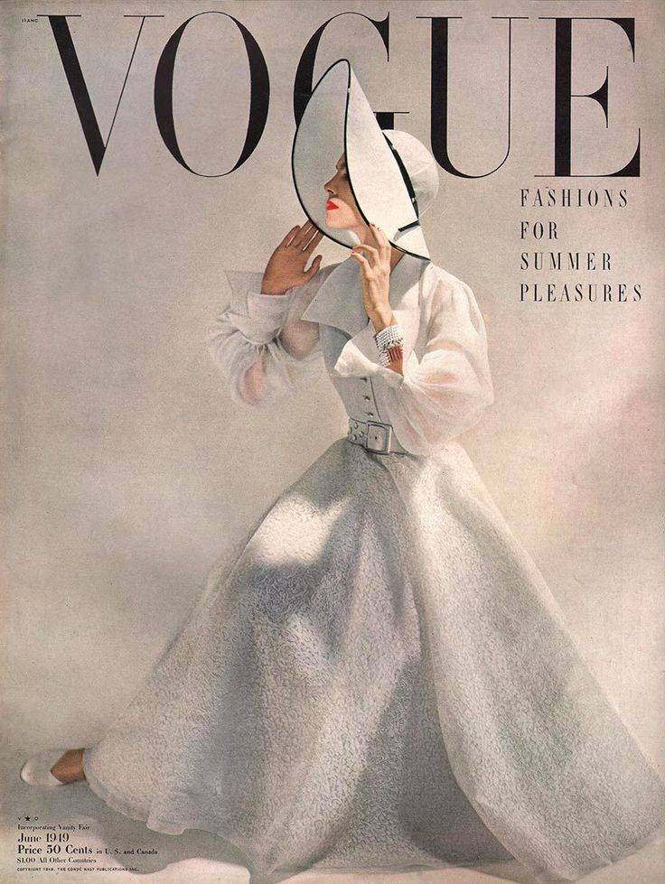 Vogue, June 1949