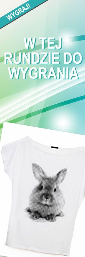 T-SHIRT Króliczek; Projektant: Col Claudine; Wartość: 119 zł; Źródło Poczucie piękna: bezcenne. Powyższy materiał nie stanowi oferty handlowej