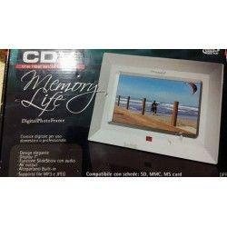 CORNICE DIGITALE CDV MEMORY LIFE