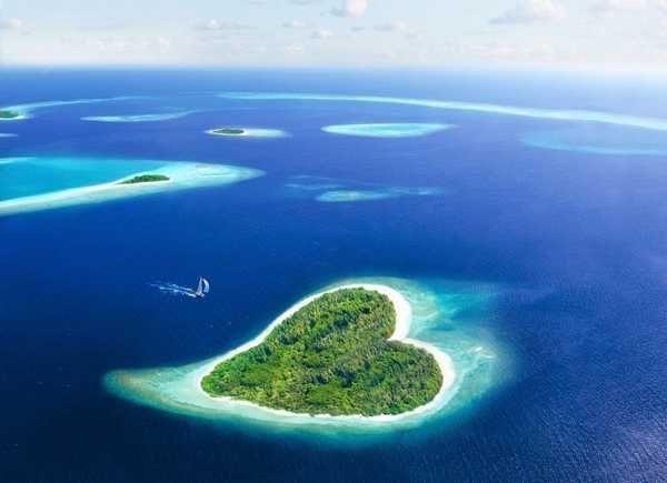 isole cuore 5 maldive