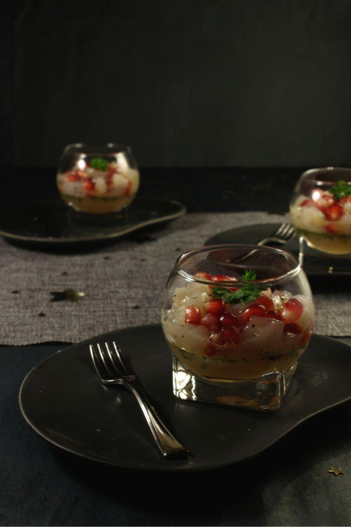 Het Lepeltje lekkers-feestmenu: met meer dan 20 recepten voor een verrassende kerst!
