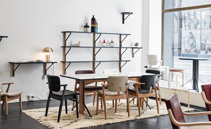 Relocation relocation: Artek settles into new Helsinki home | Wallpaper* Magazine