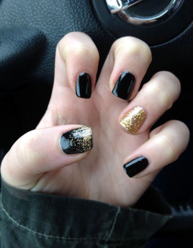 Nails for New Year's Eve!
