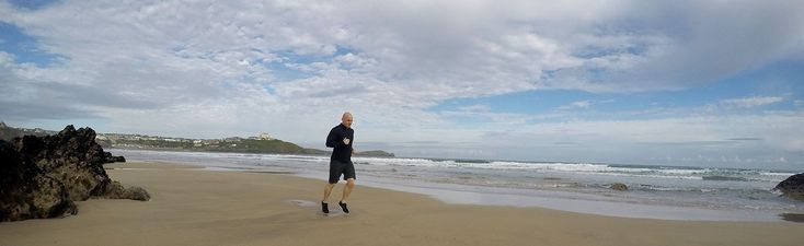 Beach Running, Sprint Training for Fitness, Fat loss and Fun.