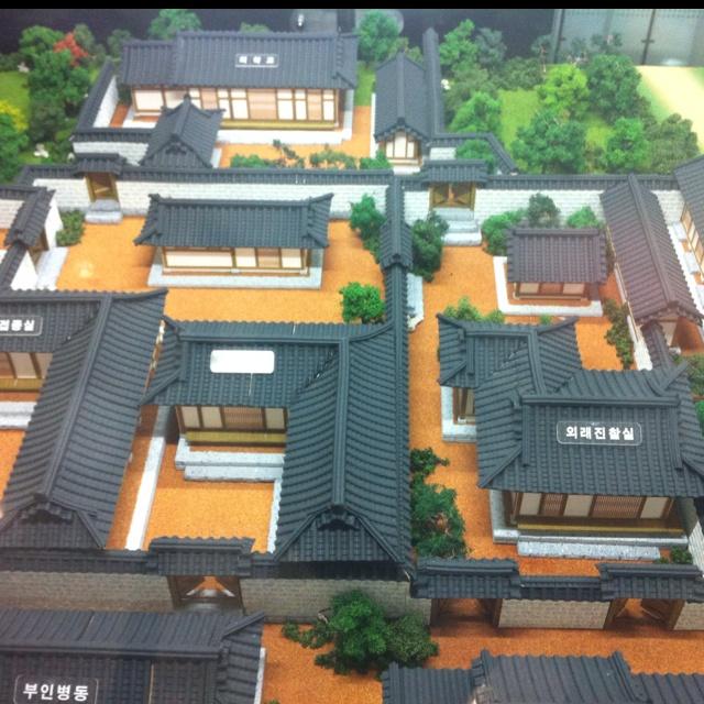 한국의 전통 가옥