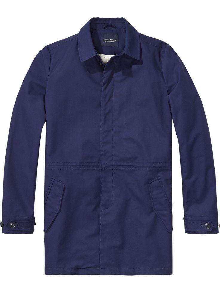 Mac Jacket - Navy