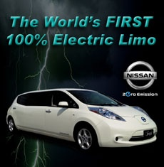 GoGreen, electric Limos by Imperial Limo Land in Springfield, MO