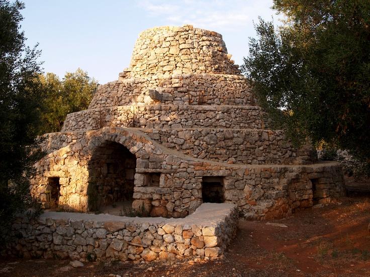 Pajara, tipica nelle campagne del basso Salento