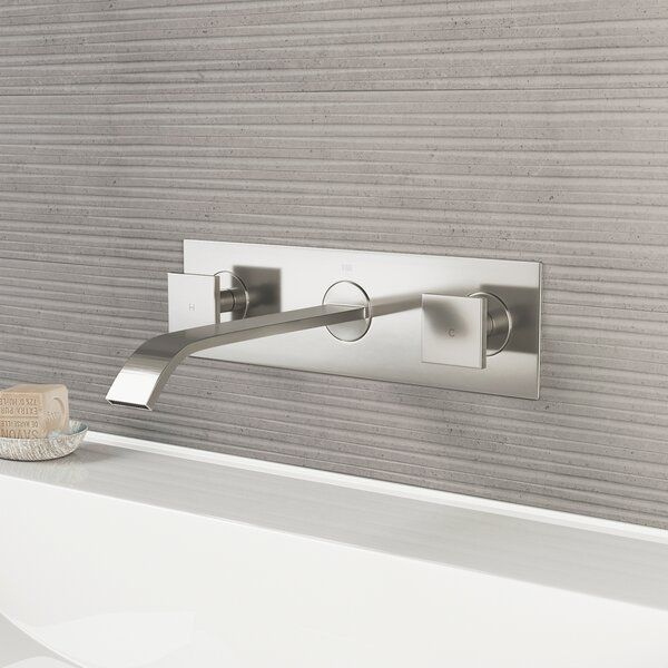 Titus Wall Mounted Bathroom Faucet Wall Mount Faucet Bathroom