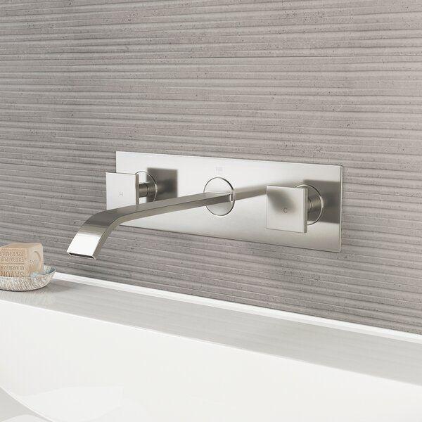 Titus Wall Mounted Bathroom Faucet Wall Mount Faucet Bathroom