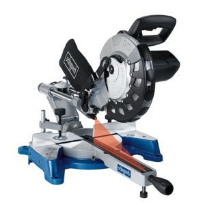 Scheppach 2000W 254mm Sliding Mitre Saw Scheppach 2000W 254mm Sliding Mitre Saw.This sliding mitre saw is ideal for for hard and soft wood laminate and plastic. (Barcode EAN=4046664038726) http://www.MightGet.com/april-2017-1/scheppach-2000w-254mm-sliding-mitre-saw.asp