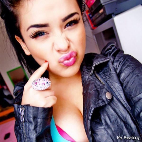 Pin on inspiration of beauty - Mixed girl swag ...