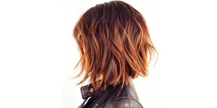 Estilos de cabello cortos pero no tan cortos que debes probar