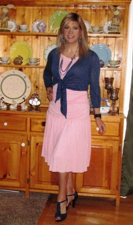 Heidi Phox  Everyday Dresses, Crossdressing Husband -5051