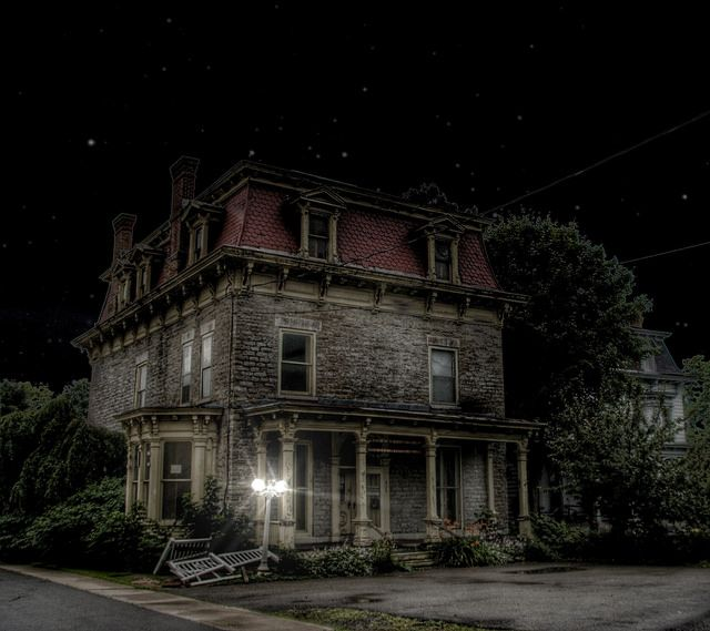 2474 Best Images About Haunted Mansions On Pinterest