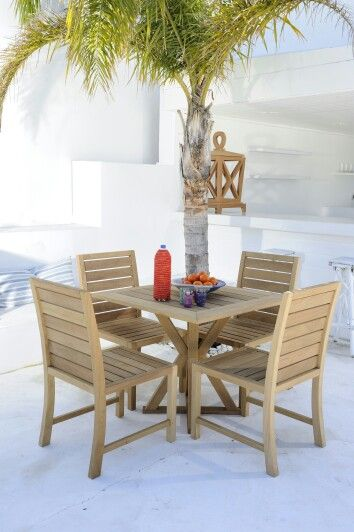 Nautical dining by www.blocoutdoor.co.za