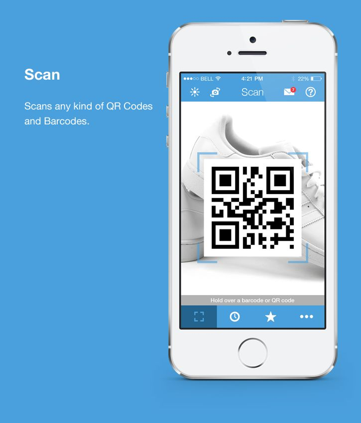 how to make qr scanner app