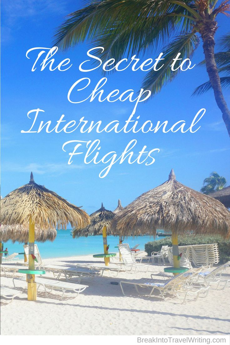 Secret to Cheap Flights. Want to fly and 90% less than advertised prices? How about flying for free? Think of how many places you could visit this year if your flights were $20 instead of $1,000.  Think of how much great content you would be able to add to your travel website