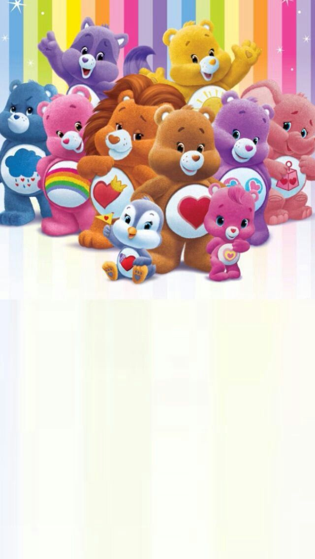 469 best carebears images on pinterest background images - Care bears wallpaper ...