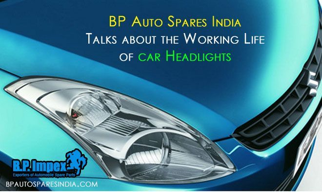 Modern day cars are equipped with different types of headlights