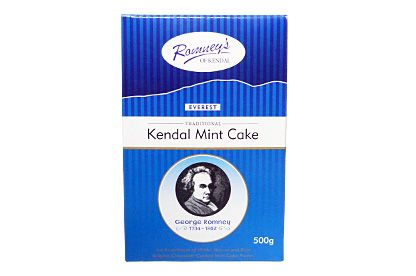 Romney's Everest Cube - 500g Mixed Kendal Mint Cake - for the outdoor dads!