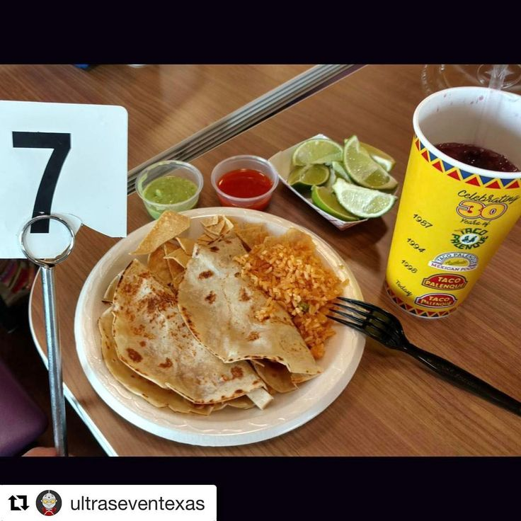 #Repost @ultraseventexas ・・・ Just another Sunday afternoon of a Texan that cosplays as a Japanese superhero eating Mexican food... #🌮 . What have here are 'quesadillas de pollo' (cheese tacos​ with chopped chicken), with 'arroz' (traditional seasoned Mexican rice), 'salsas' and to drink 'Jamaica' (juice made from Mexican flowers) #PolloPalenque
