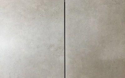 Gres porcellanato 45*45 life grigio, seconda scelta