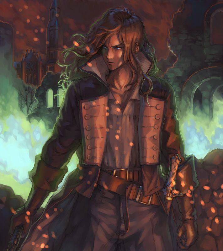 Artworks de anime & videojuegos - parte 4