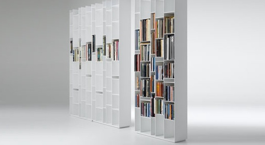 Oh you Swedes with your sexy bookshelves!