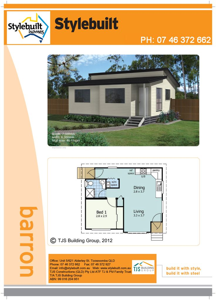 Transportable Home Stylebuilt Qld Steelbuilt