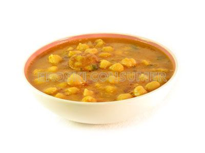 Garbanzos con tomate - DiabetesGarbanzo Con, With Tomato