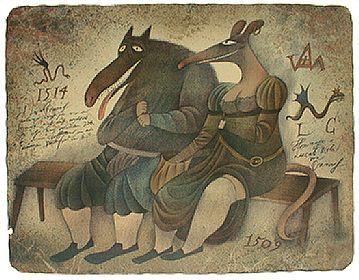 Adolf Born illustration