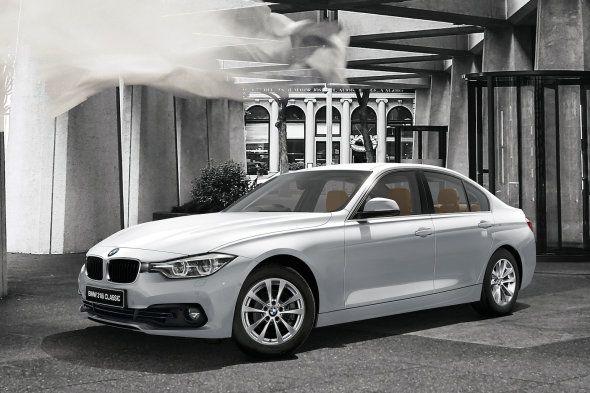 BMW 3シリーズの限定車「BMW 318i Classic」を、200台限定で販売開始 - Autoblog 日本版