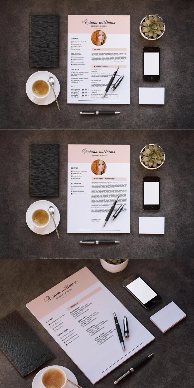 printable resume format%0A Photoshop  Resume Cv  Perfect Resume  Professional Resume Template   Printables  Microsoft  Resume Templates  Texts  Create Business Cards