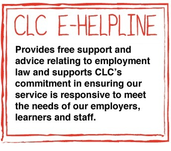 Care Learning Centre's E-Helpline!