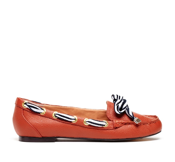 leather bow tied moccasin: Ribbon Moccasins, Bow Moccasin, Princess Shoes, Tie Moccasins, Bow Ties, Bows, Clothing Shoes